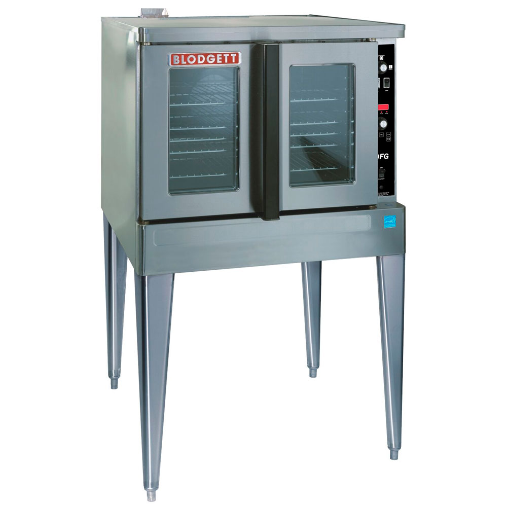 Blodgett DFG-100 BASE Full Size Gas Convection Oven - LP