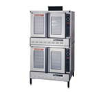 Blodgett DFG100DOUBLE Double Full Size Gas Convection Oven - NG
