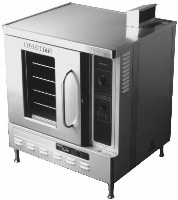Blodgett DFG50 SINGLE Half Size Gas Convection Oven, NG