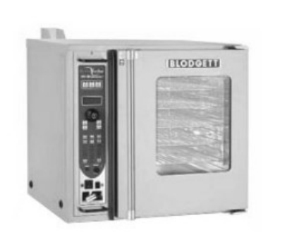 Blodgett HV50E BASE Half-Size Convection Oven, 240v/3ph