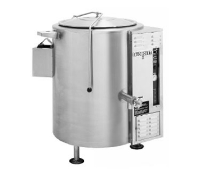 Blodgett Oven KLS 20G Gas Stationary Kettle 20 gallon Tri Legs Self Contained LP Restaurant Supply