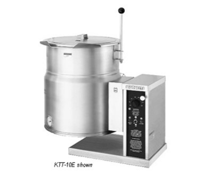 Blodgett Oven KTT 10E Table Top Tilting Kettle 10 gal Pull Handle Tilt Stainless 208/1 Restaurant Supply