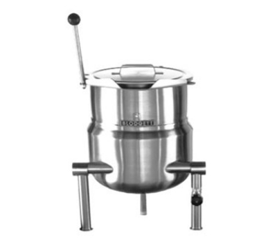 Blodgett Oven KTT 6DS Direct Steam Tilting Kettle Table Top 6 gal Pull Handle Tilt Stainless Restaurant Supply