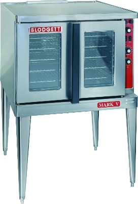 Blodgett MARKV-100ADDL Full Size Electric Convection Oven - 208v/1ph
