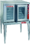Blodgett MARKV-100BASE Full Size Electric Convection Oven - 208v/1ph