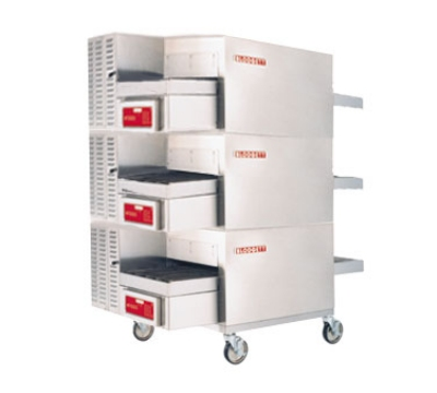 Blodgett Oven S1828E TRIPLE Triple Deck Electric Conveyor Oven 28 in Cooking Zone (3) 240/3 Restaurant Supply