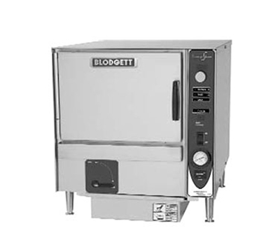 Blodgett Oven SBF 3E 6KW2081 Convection Steamer (3) 12x20 Pans Connectionless Energy Star 6 kw 208/1 Restaurant Supply