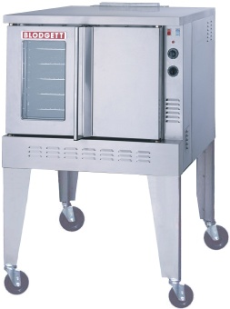 Blodgett SHO-100-EDOUBLE Double Full Size Electric Convection Oven - 240v/1ph