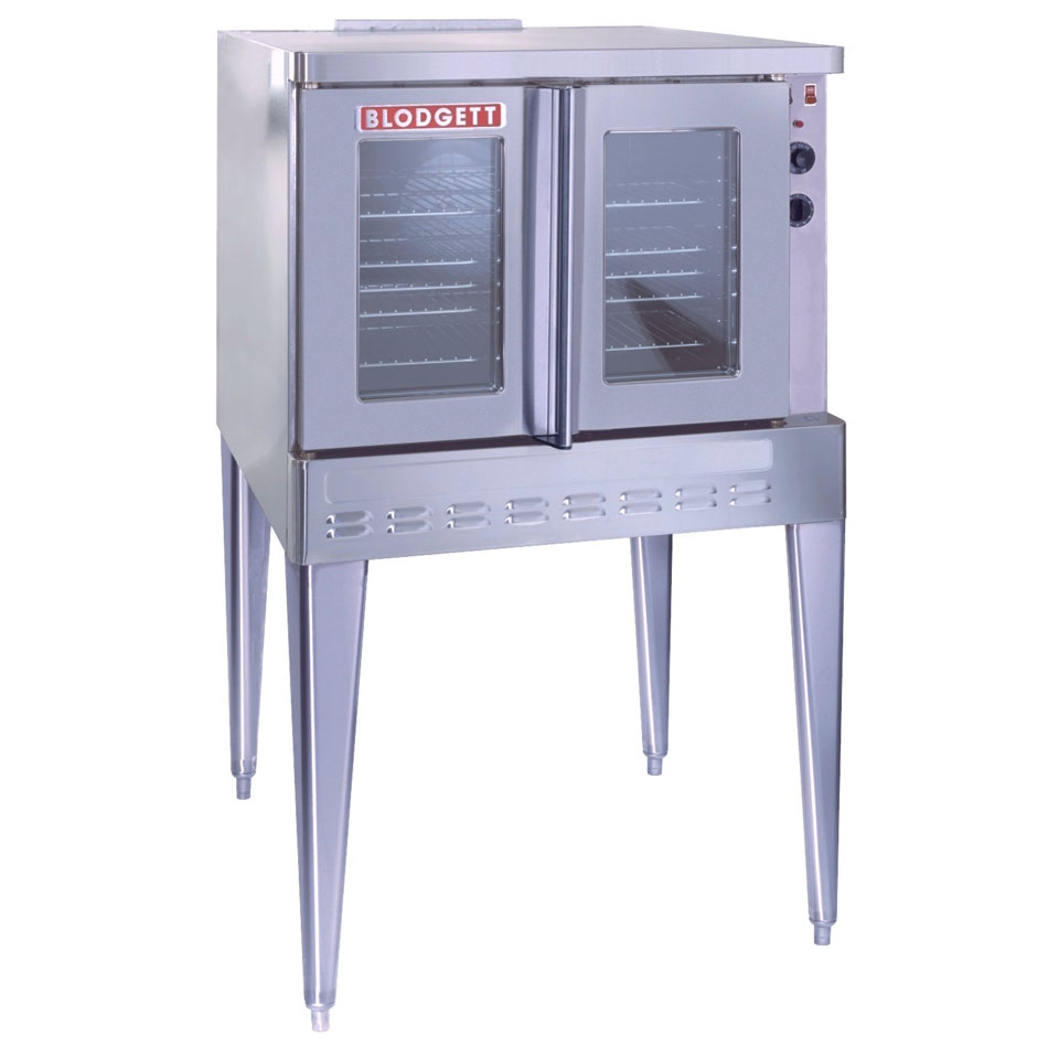 Blodgett SHO-100-G SGL Full Size Gas Convection Oven - NG