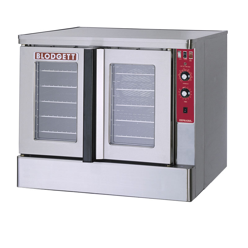 Blodgett ZEPH-100-E BASE Full Size Electric Convection Oven - 208v/1ph