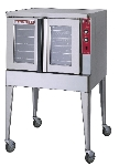 Blodgett ZEPH-100-ESINGL Full Size Electric Convection Oven - 208v/1ph