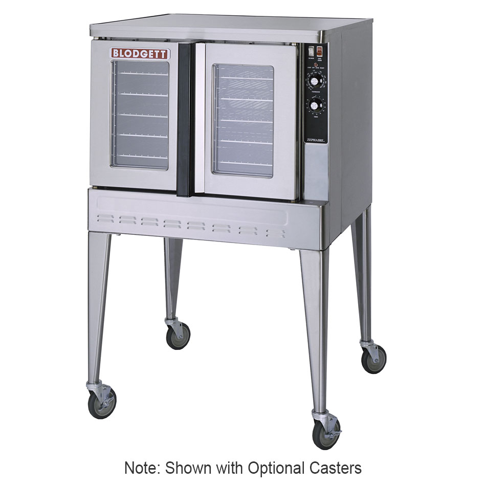 Blodgett ZEPH-100-G ADDL Full Size Gas Convection Oven - LP