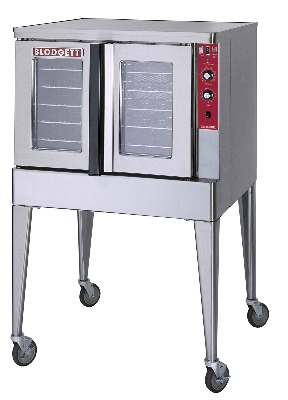 Blodgett ZEPH-100-GADDL Full Size Gas Convection Oven - LP