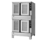 Blodgett ZEPH-100-GDOUBL Double Full Size Gas Convection Oven - LP