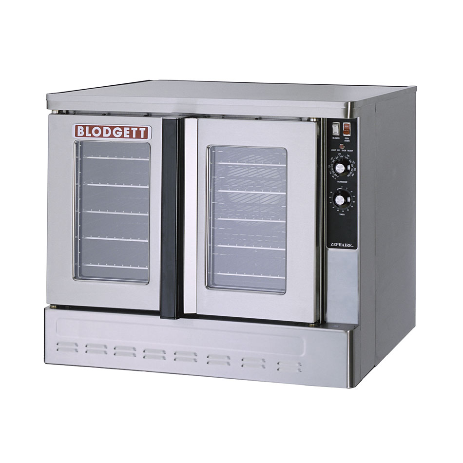 Blodgett ZEPH-200-GB Deep Depth Gas Convection Oven - NG