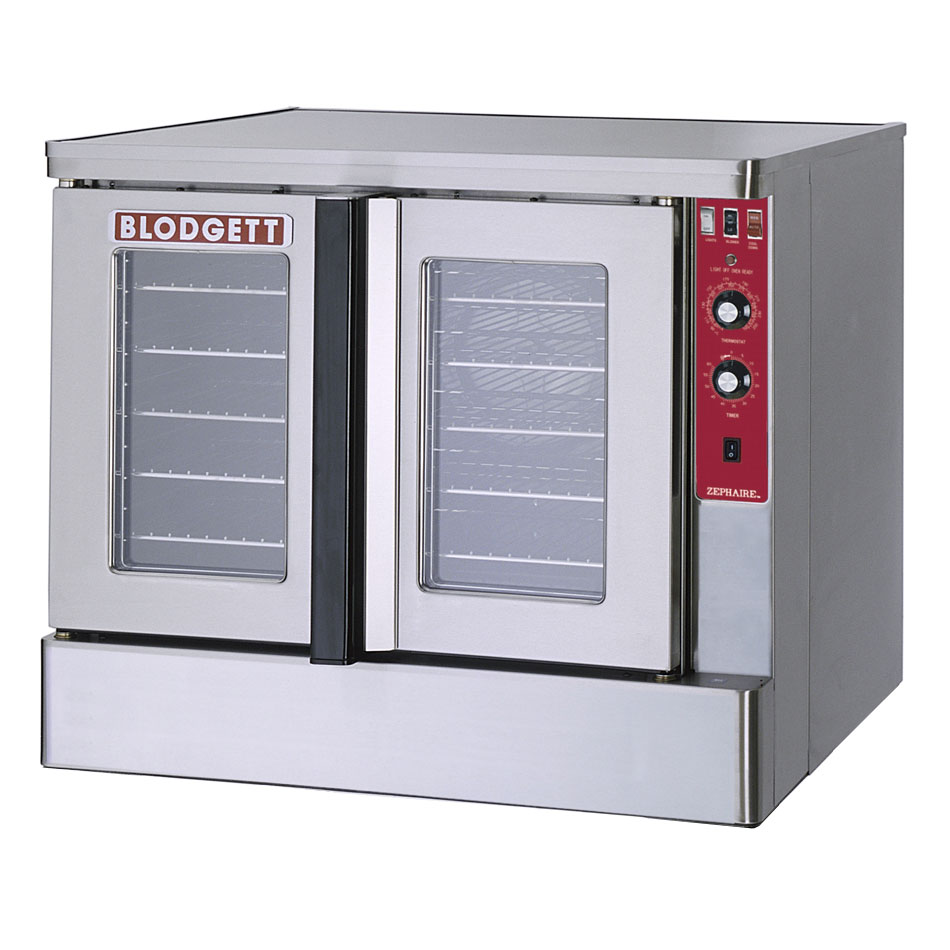 Blodgett ZEPH-200-E BASE Deep Depth Electric Convection Oven - 208v/1ph