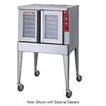 Blodgett ZEPH-200-ESINGL Full Size Electric Convection Oven - 208v/3ph