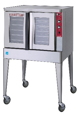 Blodgett ZEPH-200-E ADDL Deep Depth Electric Convection Oven - 208v/1ph