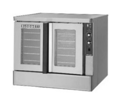 Blodgett ZEPH-200-E BASE Deep Depth Electric Convection Oven - 208v/1ph
