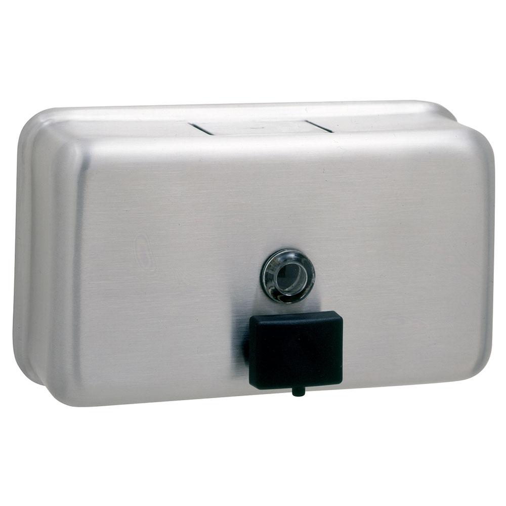Bobrick B-2112 Surface Mounted Soap Dispenser w/ 40-oz Capacity