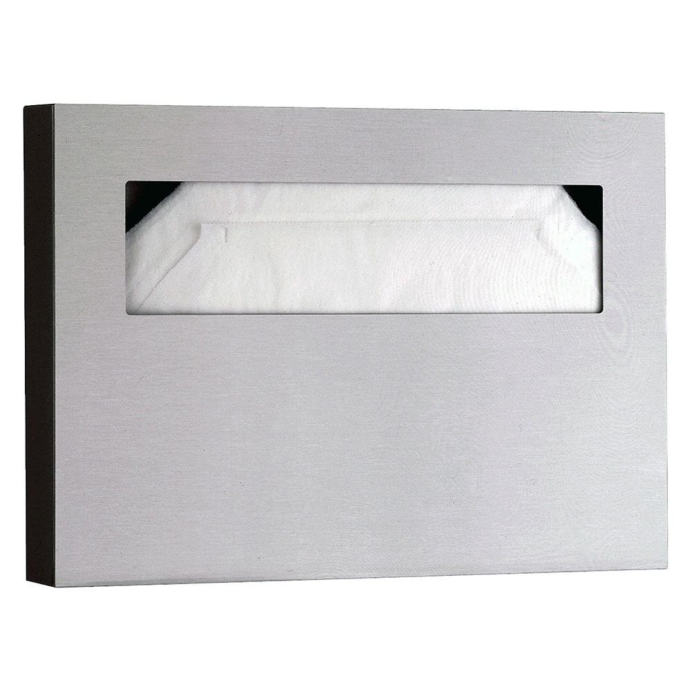 Bobrick B221 Classic Series Surface Mounted Seat-Cover Dispenser