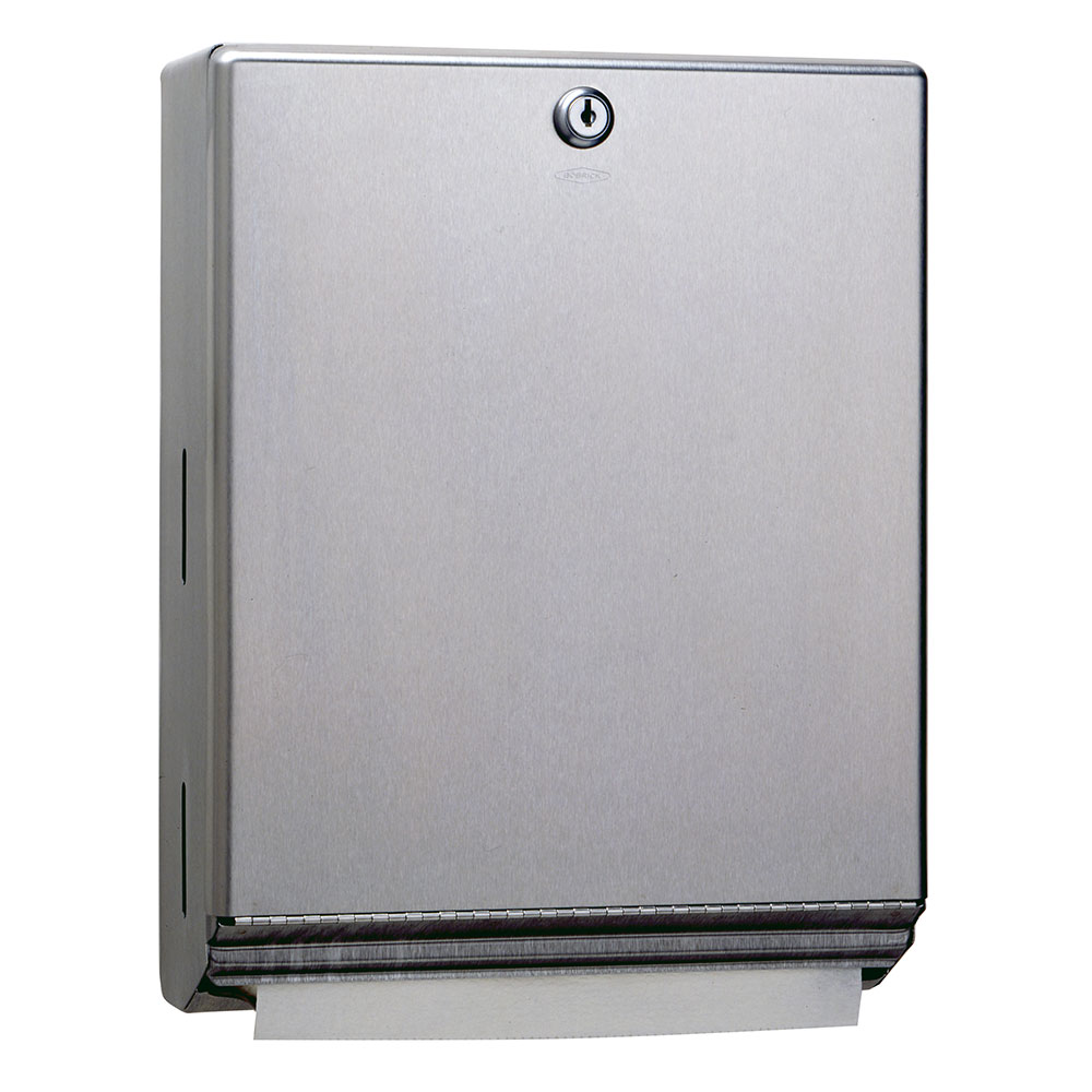 Bobrick B262 Classic Series Surface Mounted Paper Towel Dispenser