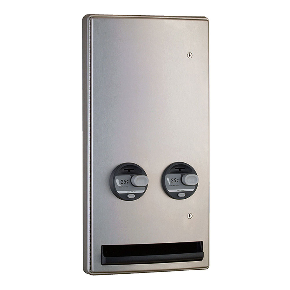 Bobrick B-299 Surface Mounted Stainless Steel Medicine Cabinet
