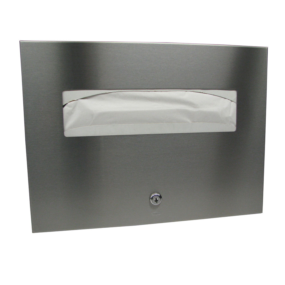 Bobrick B3013 TrimLine Series Recessed Seat Cover Dispenser