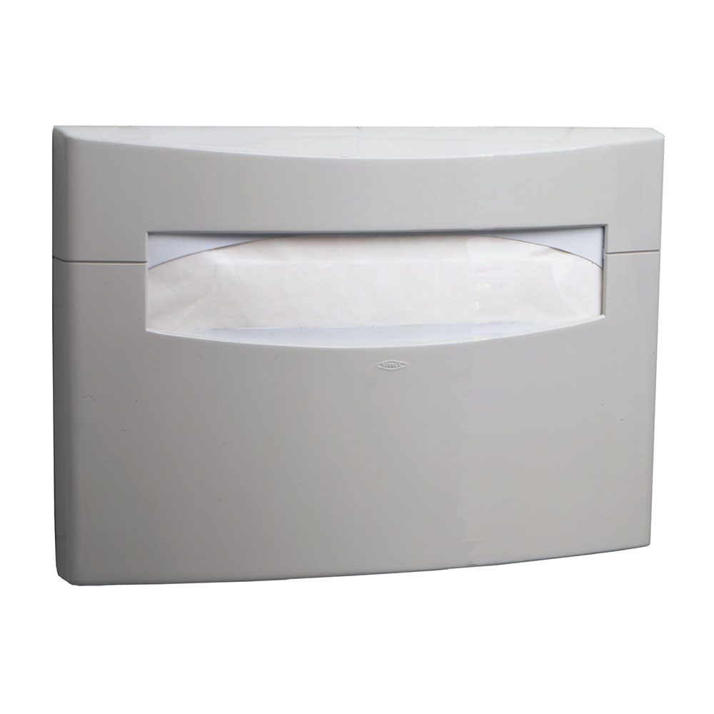 Bobrick B5221 Matrix Series Surface Mounted Toilet Seat Cover Dispenser