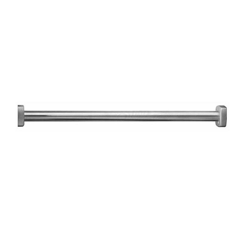 Bobrick B-6047X60 60 Extra-Heavy-Duty Shower Curtain Rod ...