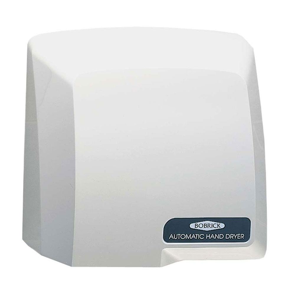 Bobrick B-710 115V CompacDryer Surface Mounted Hand Dryer, Grey Plastic, 115 V