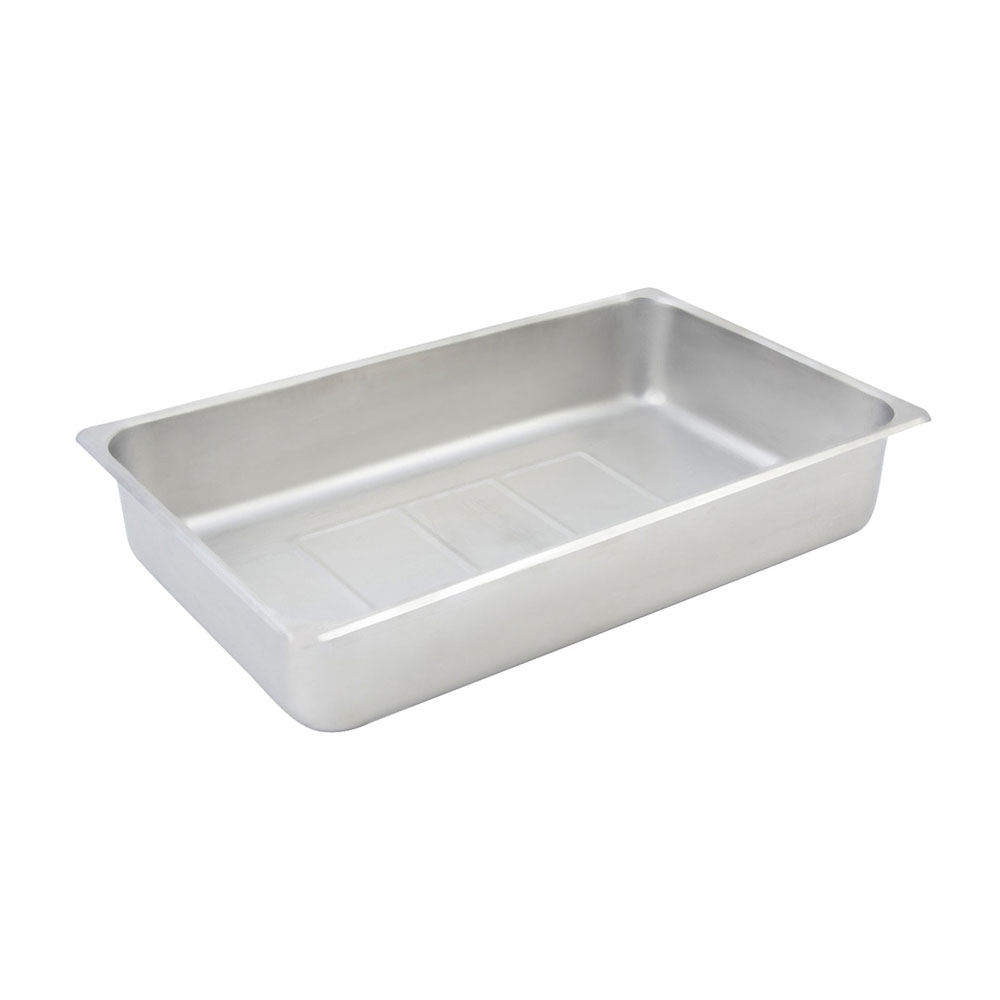 Bon Chef 12006 Rectangular 2-Gallon Chafer Water Pan