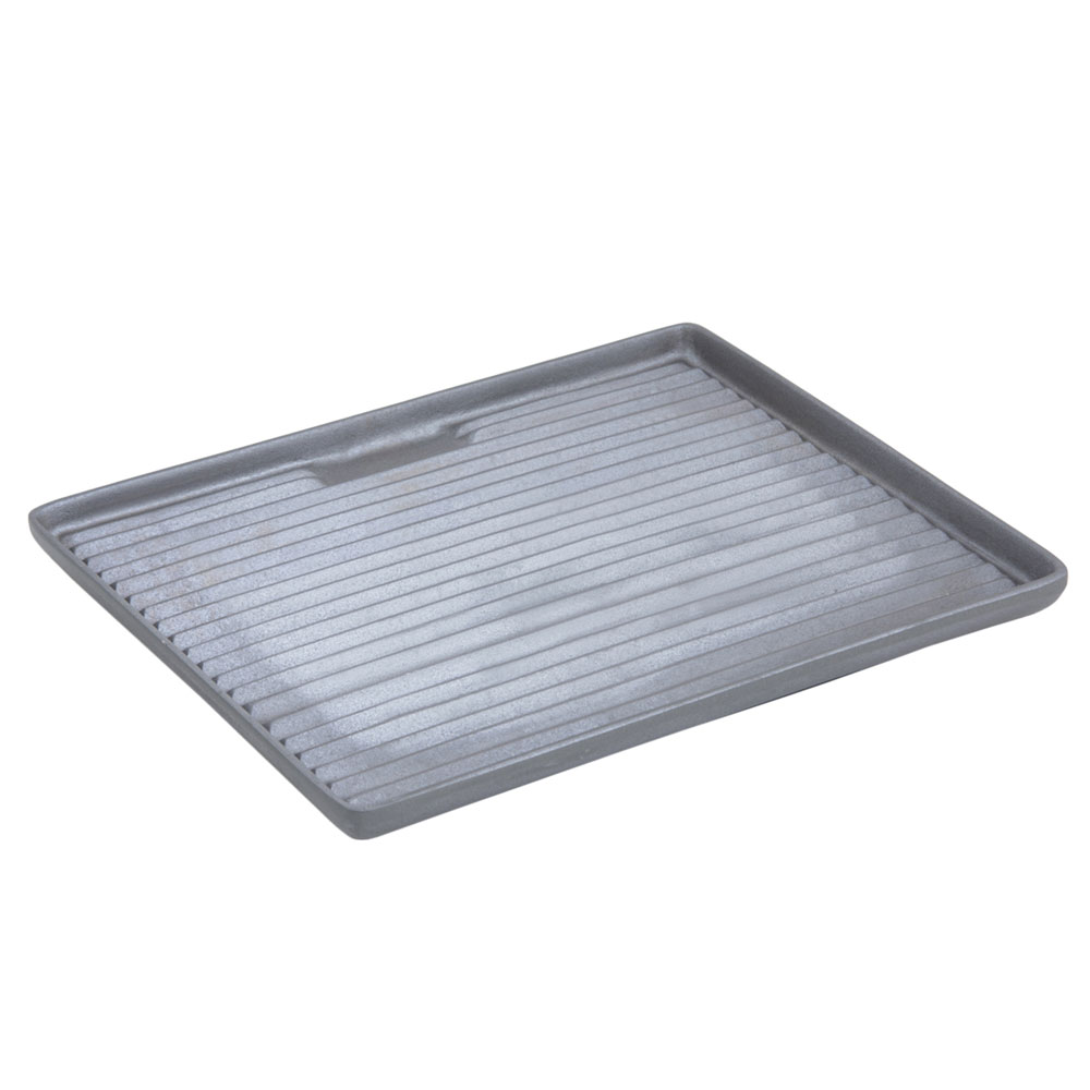 Bon Chef 2182 1/2T 13.5-in Tempo Grill Tile, Horizontal Half-Size