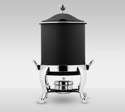 Bon Chef 39001HLCH-NERO 8-qt Marmite - Nero