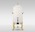 Bon Chef 40003-BIANCO 3-gal Insulated Coffee Urn/Server - Bianco