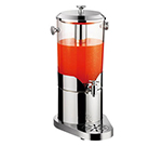 Bon Chef 40505 2-Gal Single Juice Dispenser w/ Stainless Ice Chamber & Base