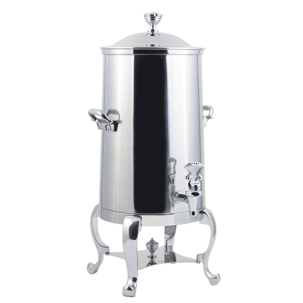 Bon Chef 49005C 5-gal Insulated Coffee Urn Server, Chrome, Roman