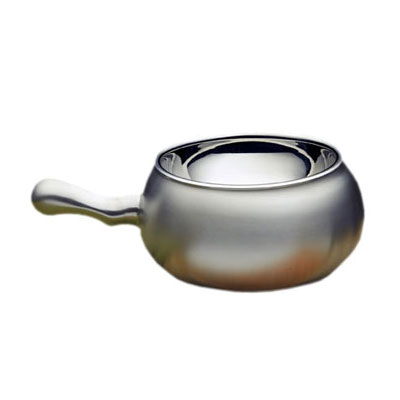 Bon Chef 5050SS 2.13-qt Fondue Pot w/ Induction Bottom, Stainless
