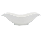 Bon Chef 53604WHITE Petal Bowl - White