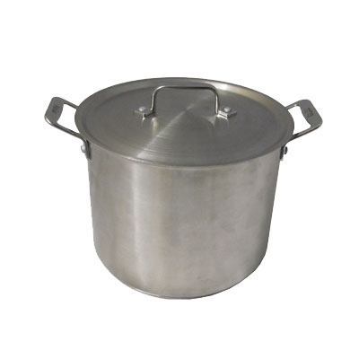 Bon Chef 60003 7-qt Stainless Steel Stock Pot, Induction Ready