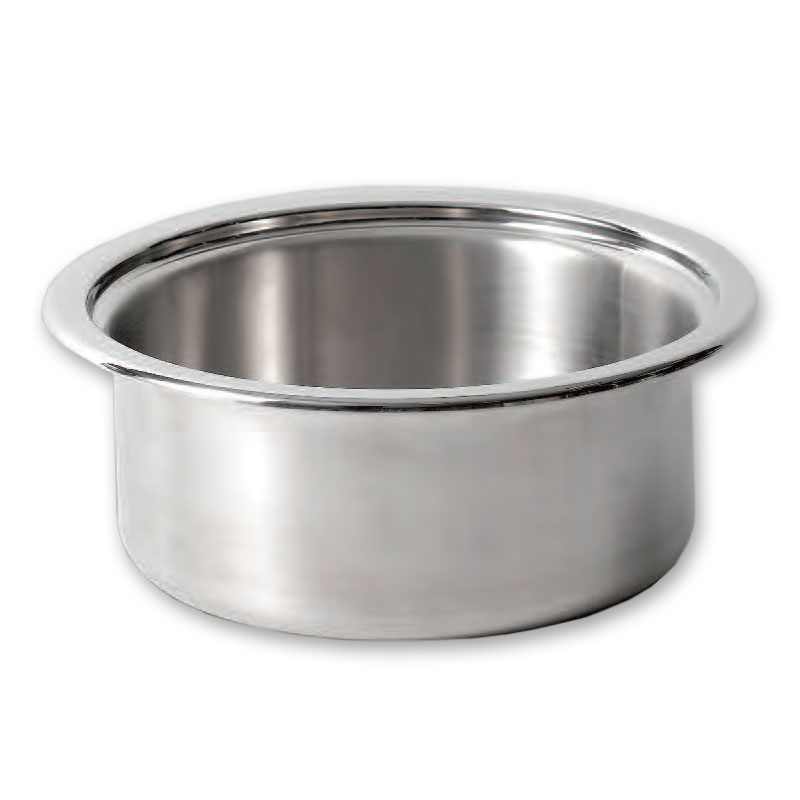 Bon Chef 60299I Insert Pan For Enameled Tri-Ply Braiser 60299, Stainless