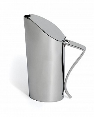 Bon Chef 61318 48-oz Milan Coffee Pot, Stainless Steel