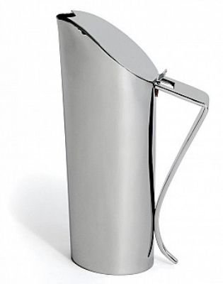 Bon Chef 61319 64-oz Milan Coffee Pot, Stainless Steel