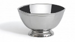 "Bon Chef 61320 5.5"" Paneled Bowl, Stainless Steel"