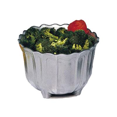 Bon Chef 9057P 3.5-qt Garnish Bowl, Aluminum/Pewter-Glo