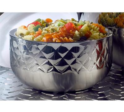 Bon Chef 9318DI 1.7-qt Three Wall Cold Wave Bowl