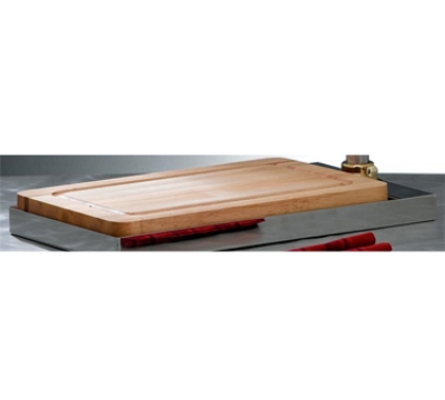 Bon Chef 9698CB Thick Butcher Block Cutting Board For Carving Station