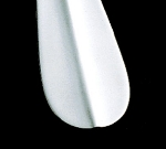 Bon Chef S116S Demitasse Spoon, 18/8 Silverplated, Monroe