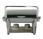 Bon Chef 10040S Rectangular Manhattan Chafer, 27.5 x 18-3/4 x 18.5-