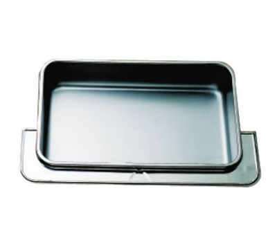 Bon Chef 11006 Rectangular 2-Gallon Dripless Water Pan